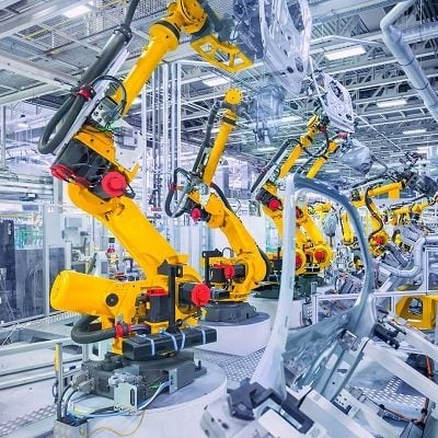 Industrial IOT & Industry 4.0
